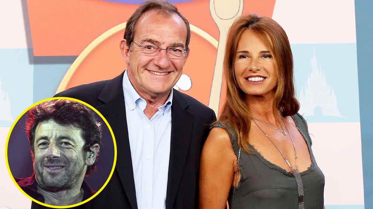 Jean-Pierre Pernaut : sa réaction inattendue face à la liaison de son épouse Nathalie Marquay avec Patrick Bruel