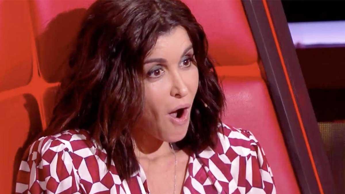 Jenifer : combien coûte sa robe de grossesse dans The Voice All Stars ?