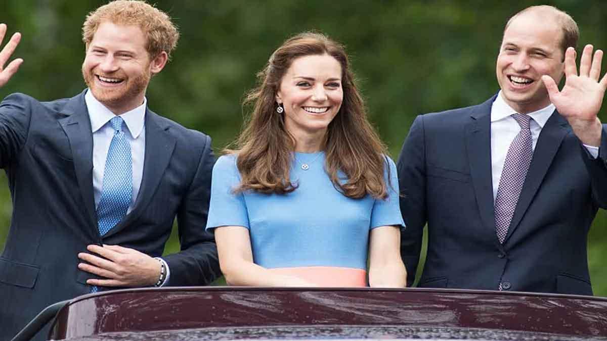 Kate Middleton et William colère insultes rancœur leurs vrais liens avec Harry révélés