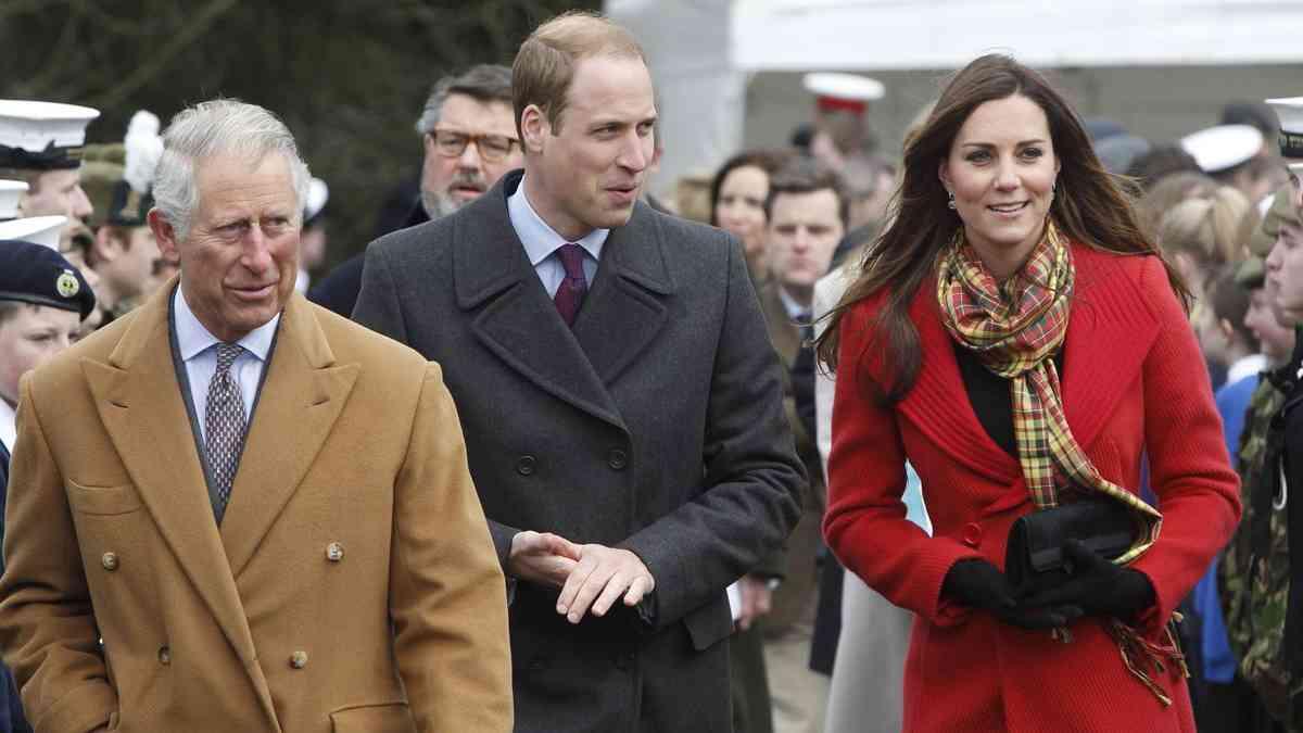 Kate Middleton et William en pleine guerre dynastique avec Charles ? Ce nouveau contre-feu dévoilé !