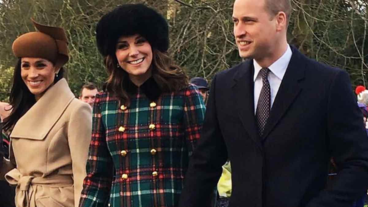 Kate Middleton et William envoient balader Meghan Markle le baptême de Lilibet à Windsor annulé !