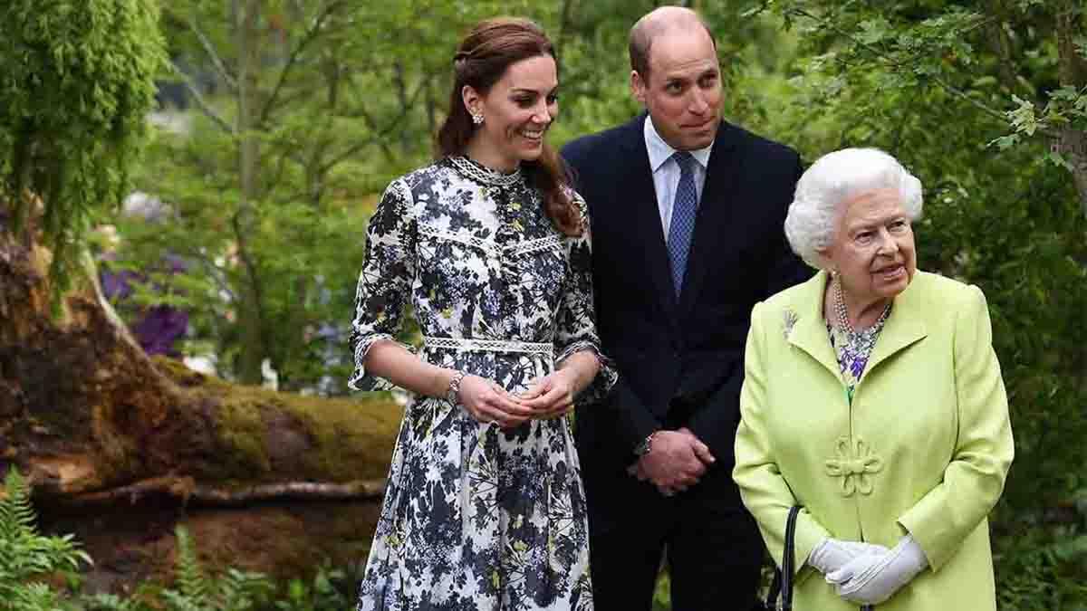 Kate Middleton et William grossesse miracle Elisabeth II prend une grande décision