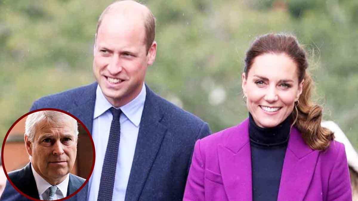 Kate Middleton et William jeu de cache-cache Andrew expulsé aux Bermudes