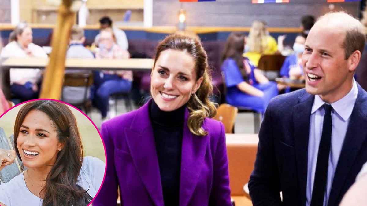 Kate Middleton et William ont lœil rivé sur Meghan Markle un garde du corps balance !