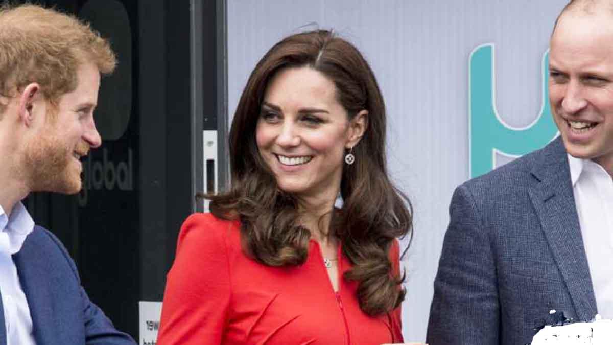 Kate Middleton et William très complices en manipulant Harry, leur technique sournoise dévoilée !