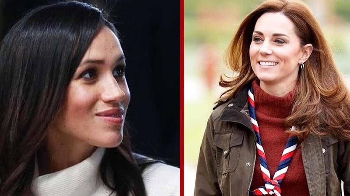 Kate Middleton les tensions apaisées ce cadeau que lui a offert Meghan Markle après leur violente altercation