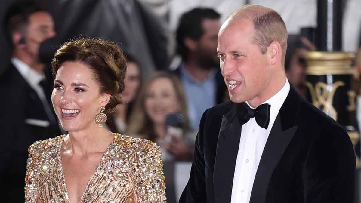 Kate Middleton surveillée de près par William sournoise maladie de nerf