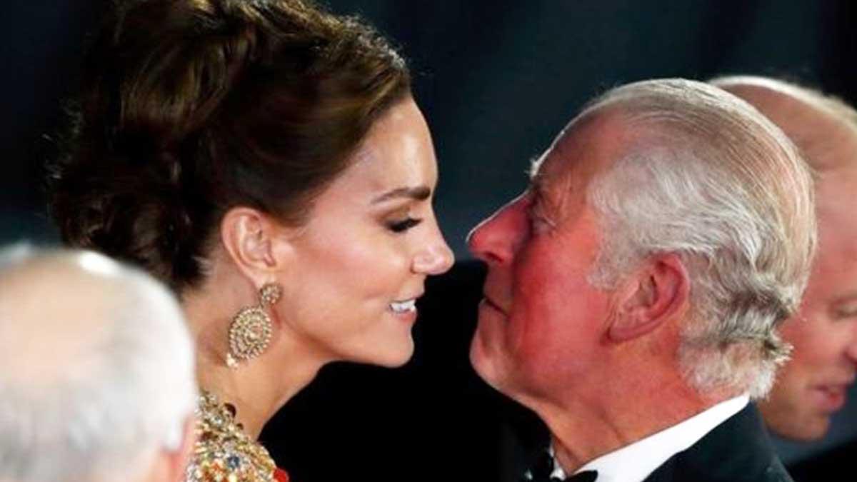 Kate Middleton vole au secours du prince Charles laissé en miettes