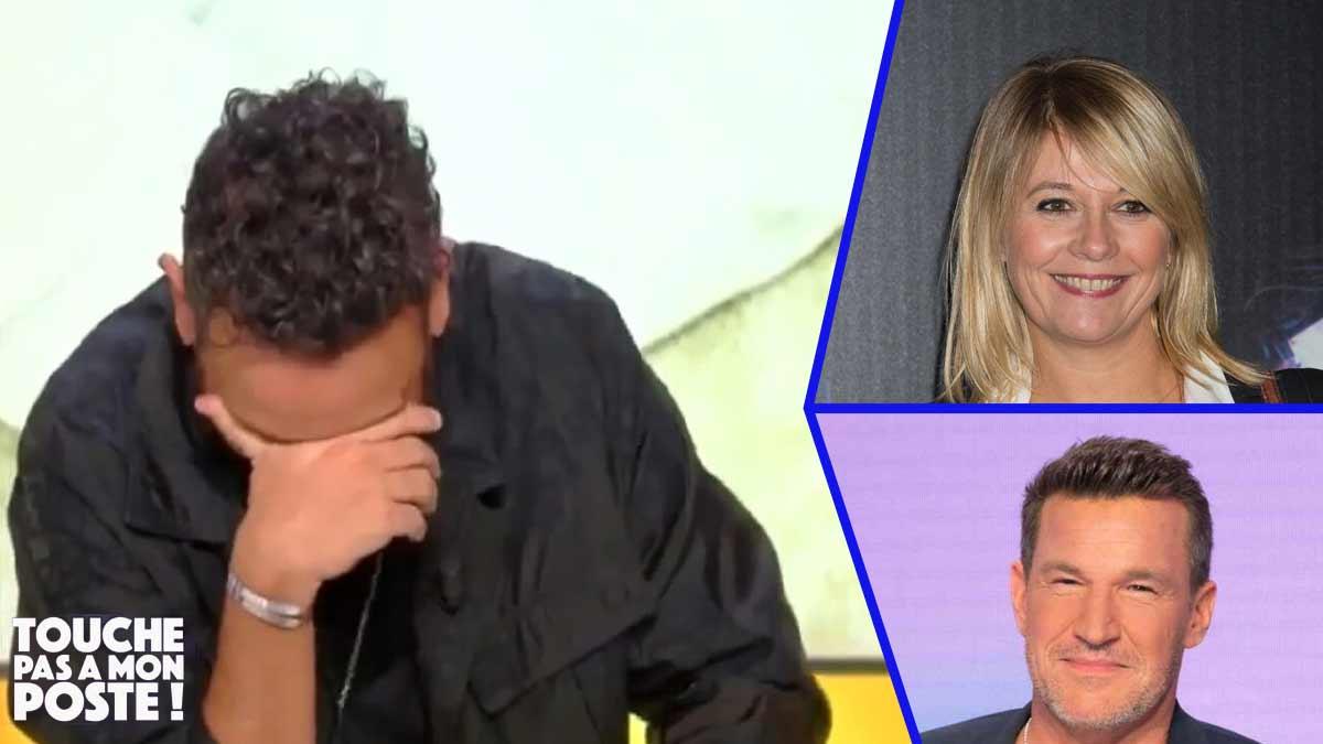 La grosse gaffe de Cyril Hanouna dans TPMP: il a révélé en plein direct lanimateur télé largué par Flavie Flament pour Benjamin Castaldi !