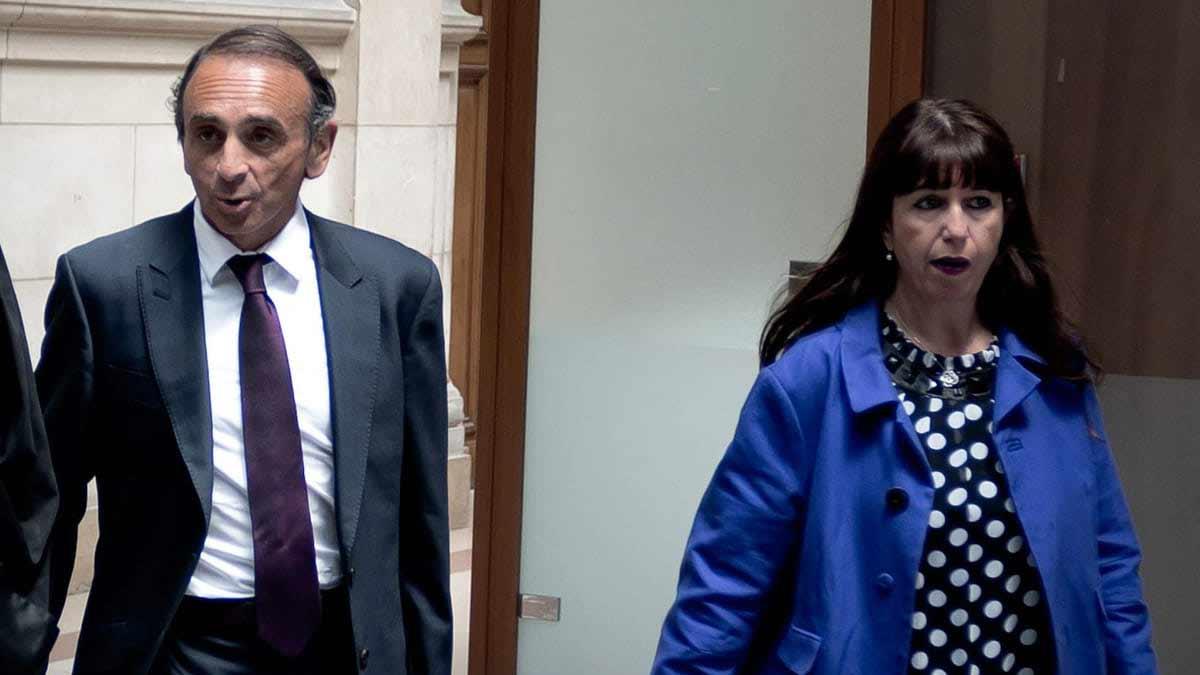 Mylène son refus catégorique de divorcer dEric Zemmour cette décision humiliante