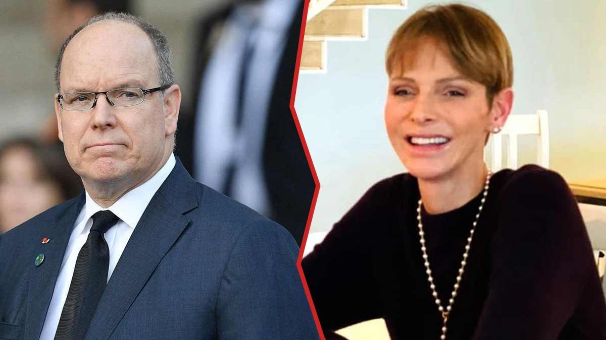 Prince Albert et Charlène : cest fini ? Un vrai séisme sur le Rocher le prince fou dune actrice !