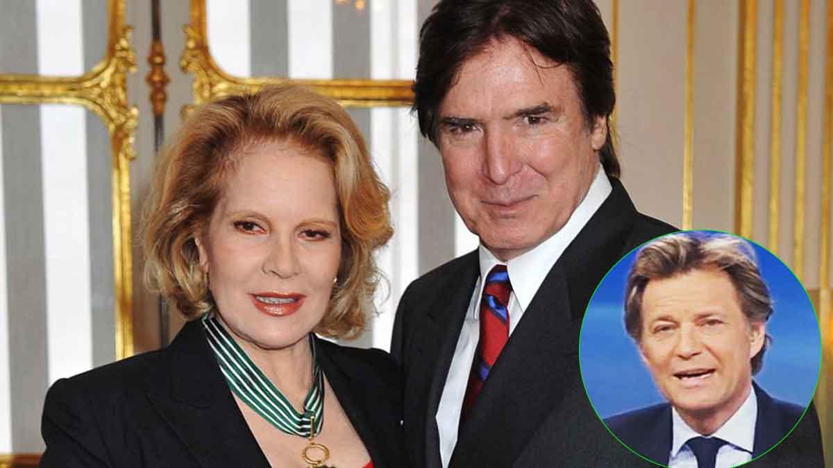 Sylvie Vartan et Tony Scotti sérieuse crise conjugale mise au point implacable de Laurent Delahousse
