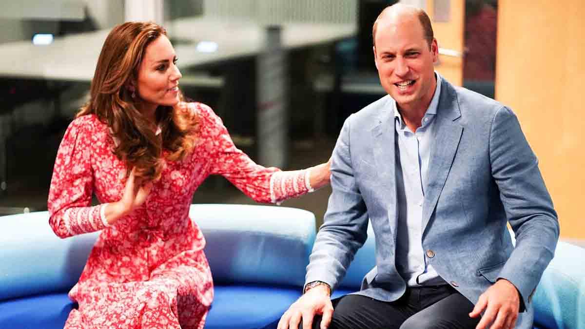 William terrifié à Londonderry Kate Middleton en fâcheuse position